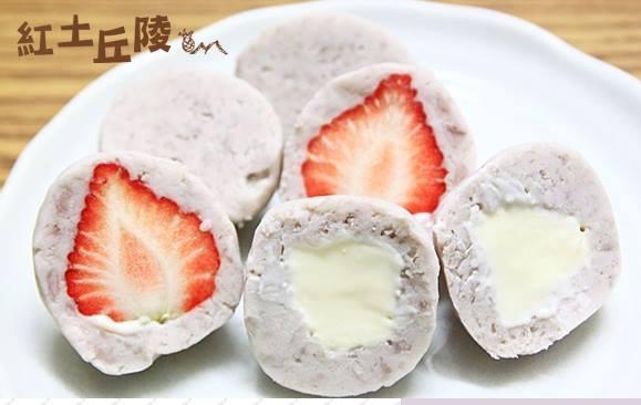 【紅土丘陵】土鳳梨酥 真心芋泥球