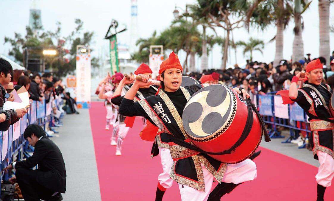 日本沖繩祭典玩透透!琉球海炎祭、太鼓祭…12種熱門行程不容錯過