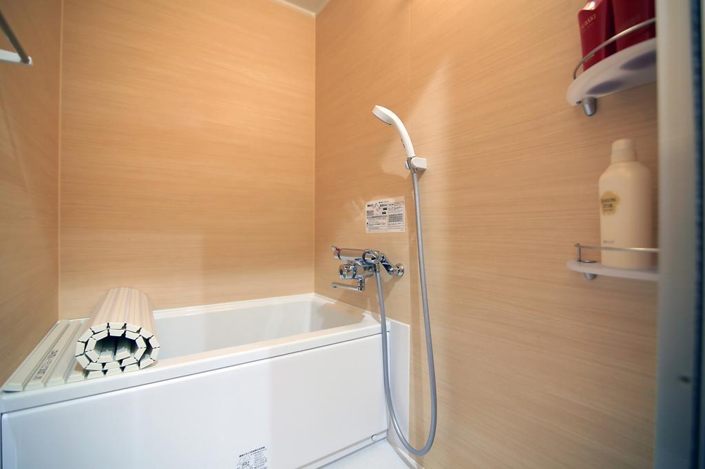 膠囊旅館 廁所
