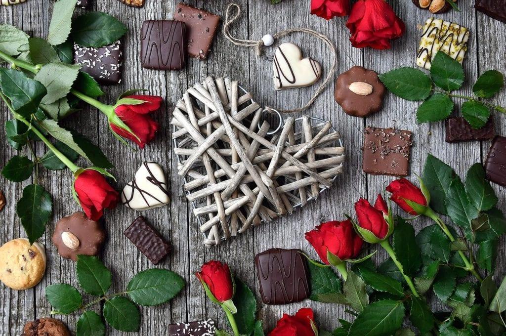 情人節巧克力禮盒9