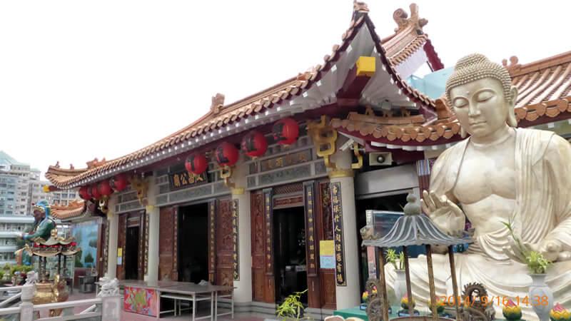 台中南屯文昌廟