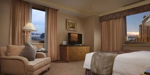 漢來飯店雙人房