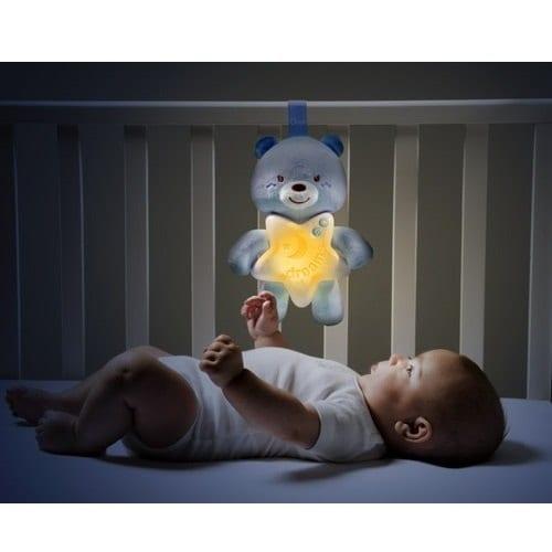 美夢星星音樂晚安熊