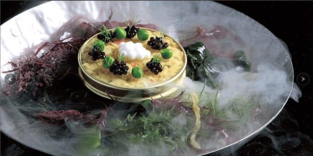 帕莎蒂娜法式餐廳