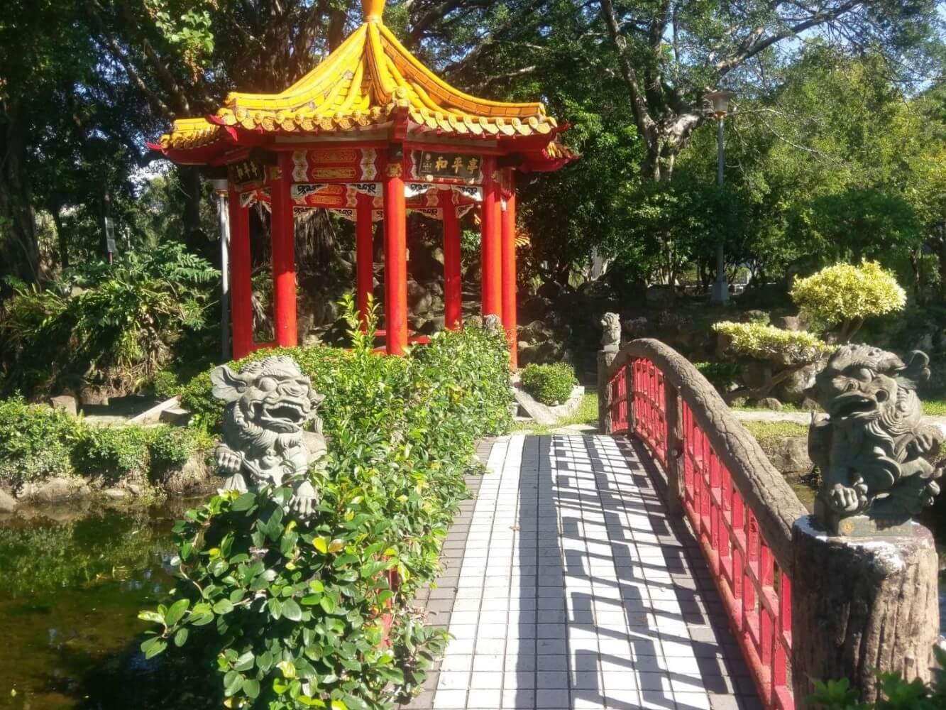 台北杜鵑花節景點介壽公園