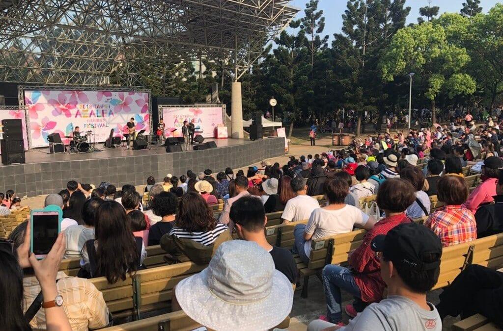 3月登場斑斕花海~2019 台北杜鵑花季情報:時間、景點、住宿推薦