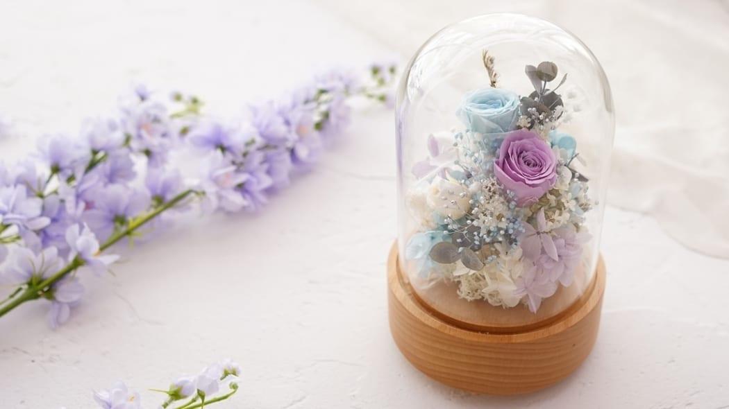 來一場和花朵的浪漫約會吧!台北不凋花、乾燥花課程推薦top10