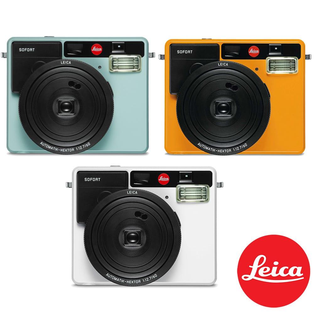 Leica Sofort 拍立得相機