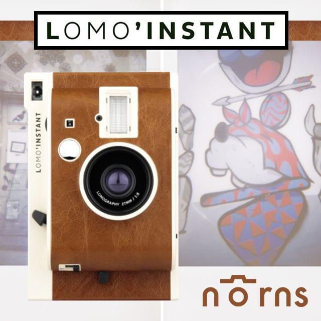 Lomo'Instant 拍立得相機
