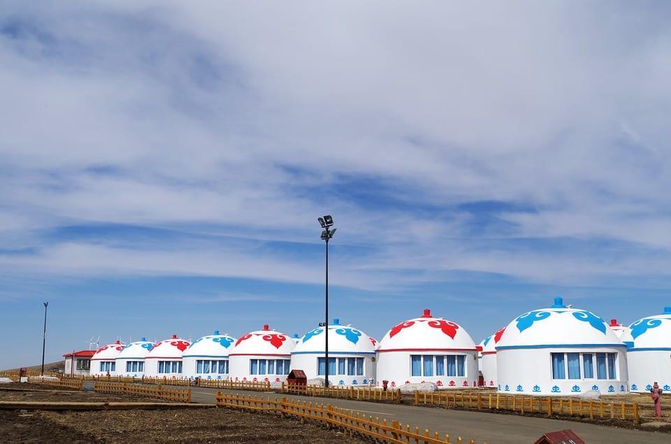 連假自由行首選!冬季內蒙古旅遊景點推薦:日落夕陽、絕美雪景一次擁有