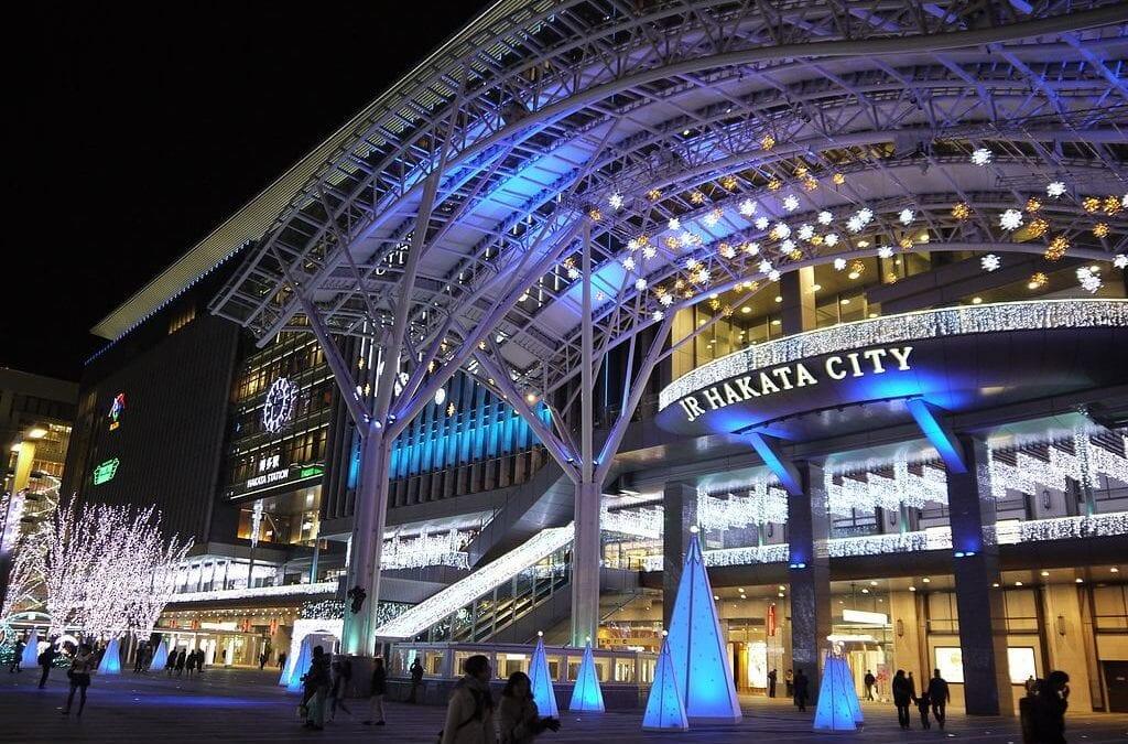不住可惜!日本九州 福岡住宿推薦:價格合理、高CP、1分鐘到博多車站