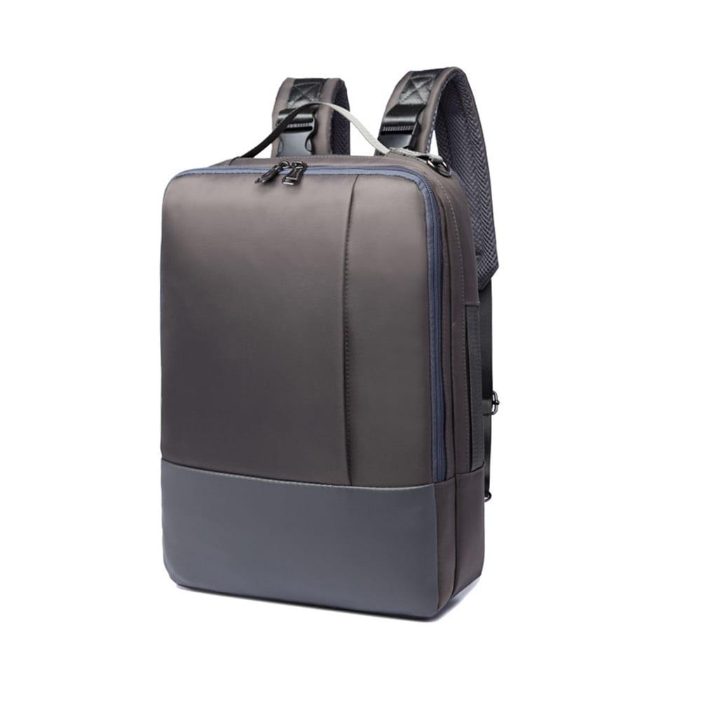 leaper 多功能三用電腦商務公事包背包