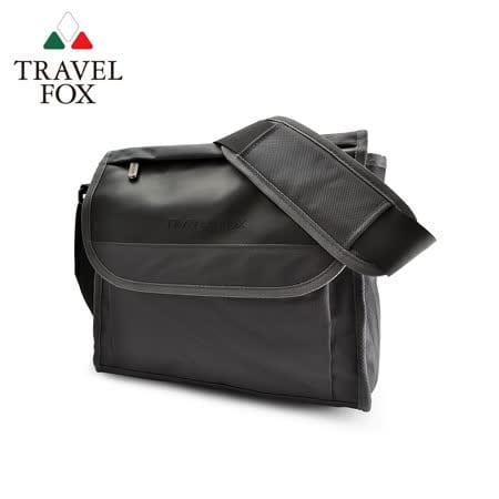 TRAVEL FOX 簡約商務鑽紋公事包