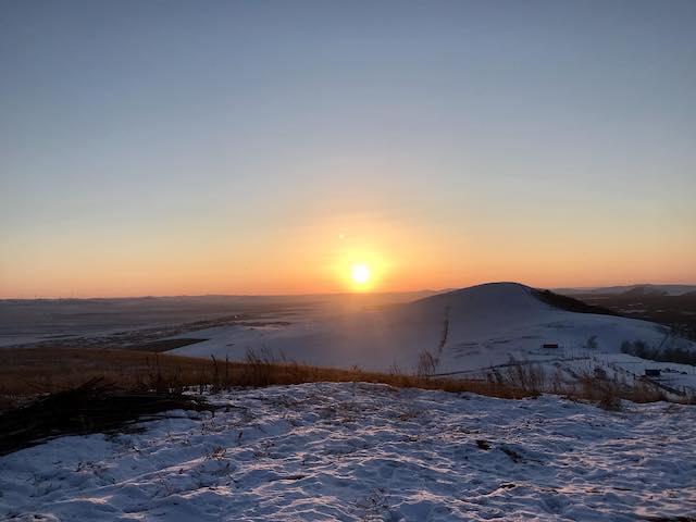 內蒙古觀景台