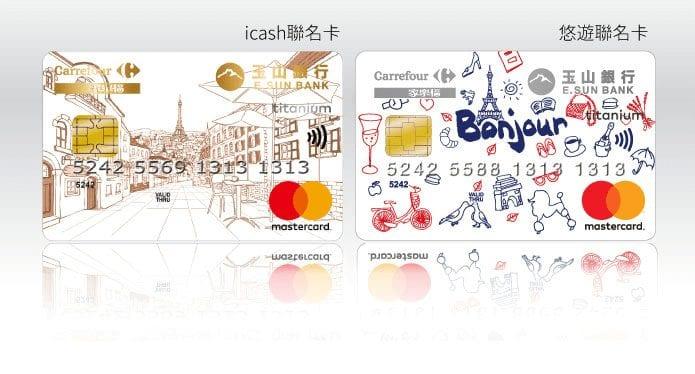 超市聯名信用卡
