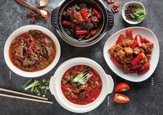 六廚川客料理