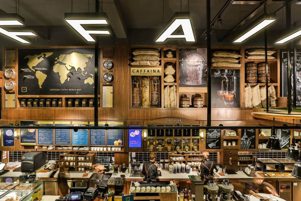 卡啡那 Caffaina Coffee Gallery