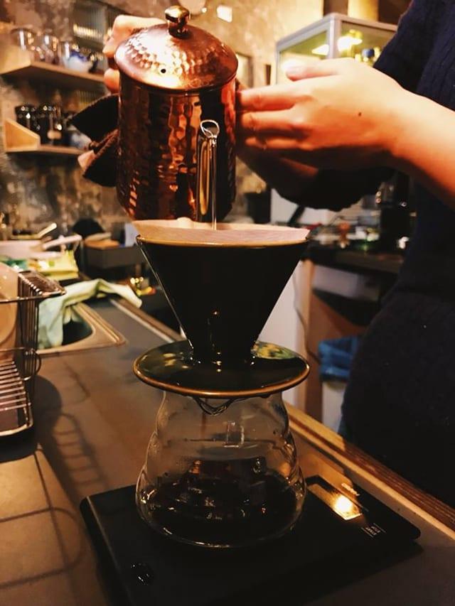 台南深夜咖啡館