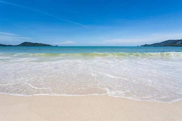 普吉島海灘