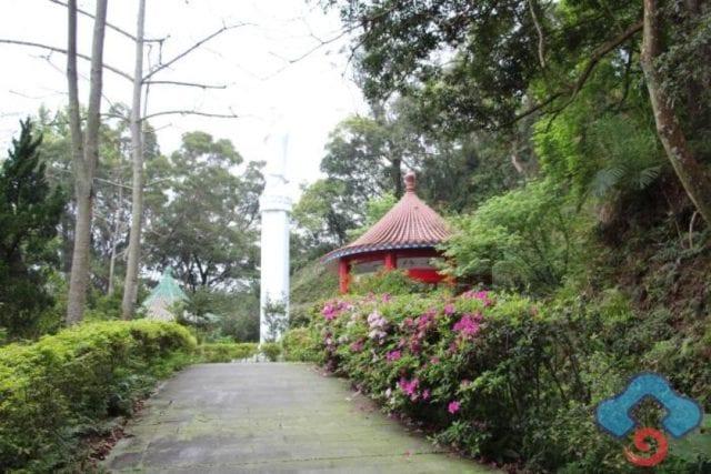 北埔秀巒山公園
