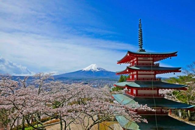 連假出國旅遊日本