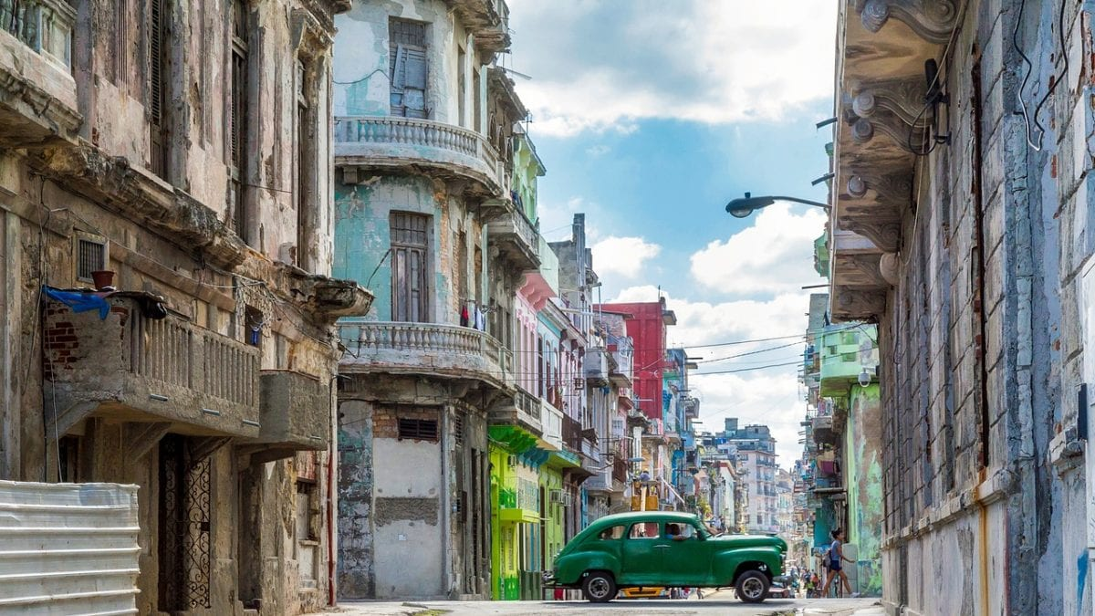 走入謎樣國度!古巴自由行 哈瓦那景點、住宿推薦,漫步老城區好風光