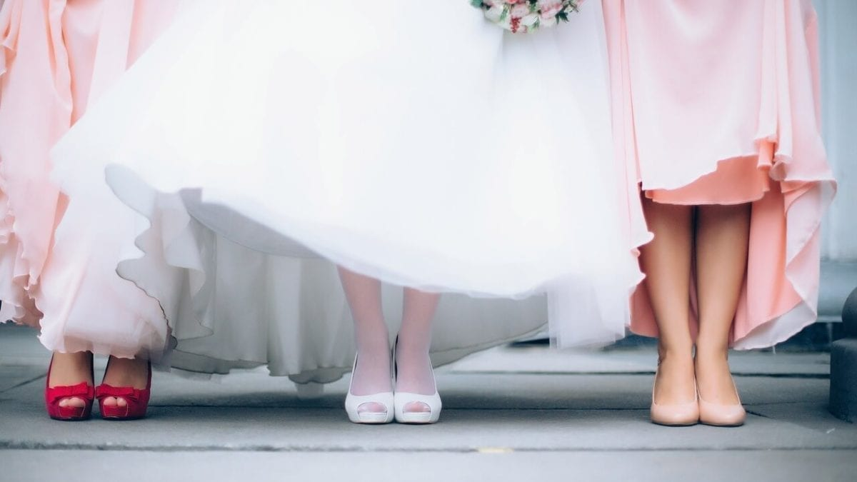 準新娘必看!2019 中低跟婚鞋推薦top10,平價款通通4000元有找