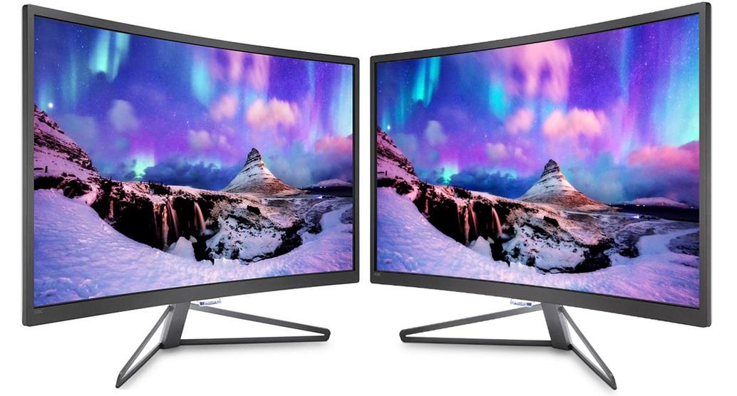 PHILIPS 32型曲面極速電競螢幕