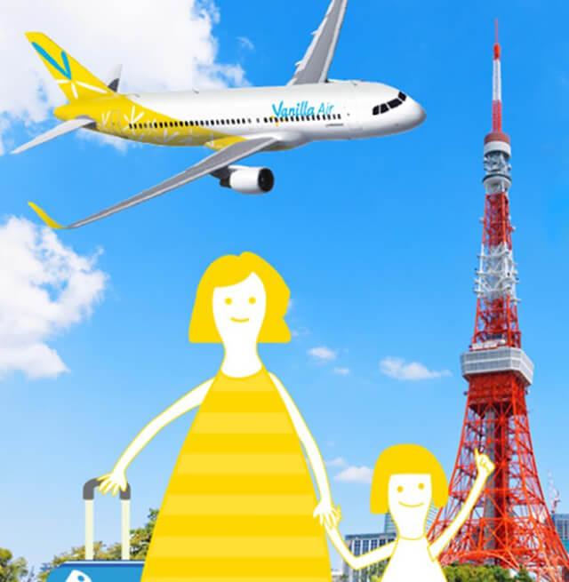 圖片來源:香草航空官網