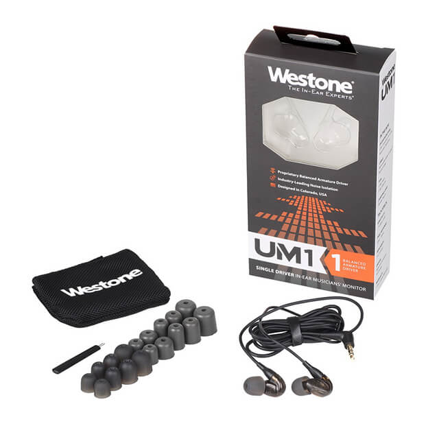 Westone耳機