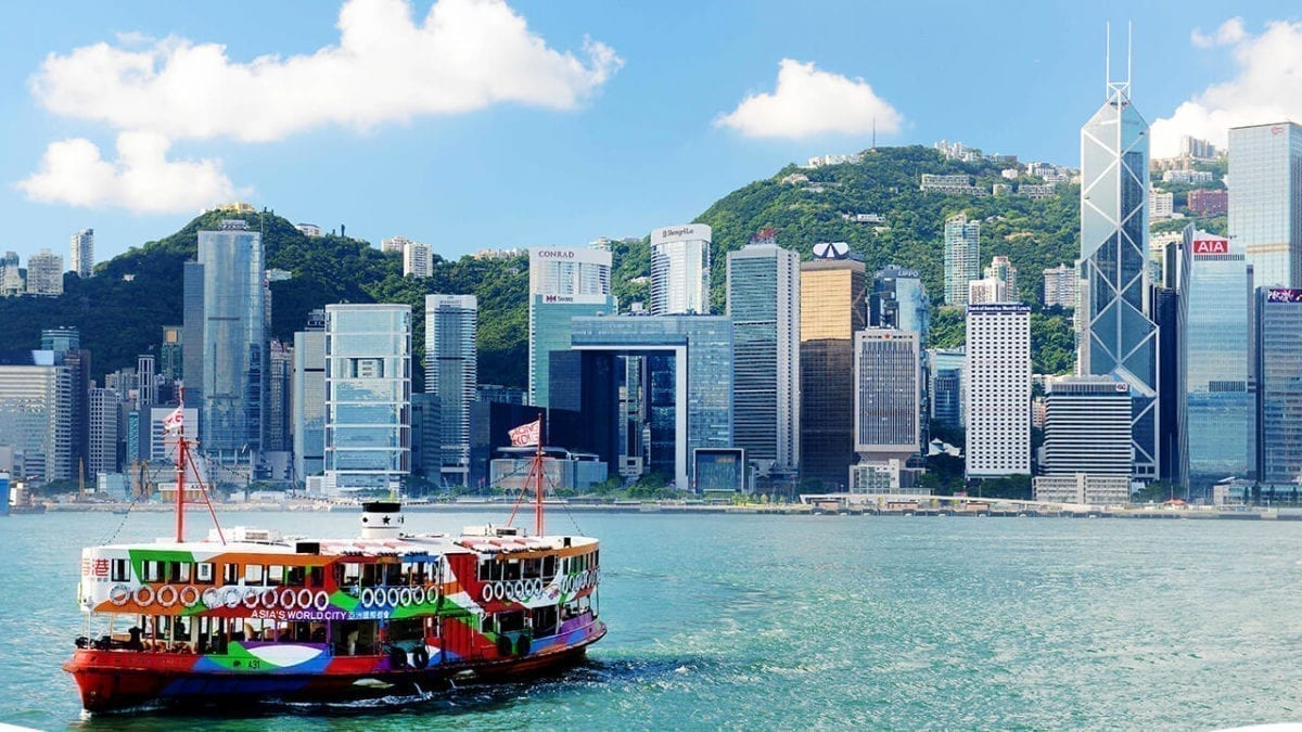免台胞證、免費用!2019 香港簽證申請教學,簡單流程10分鐘打完收工