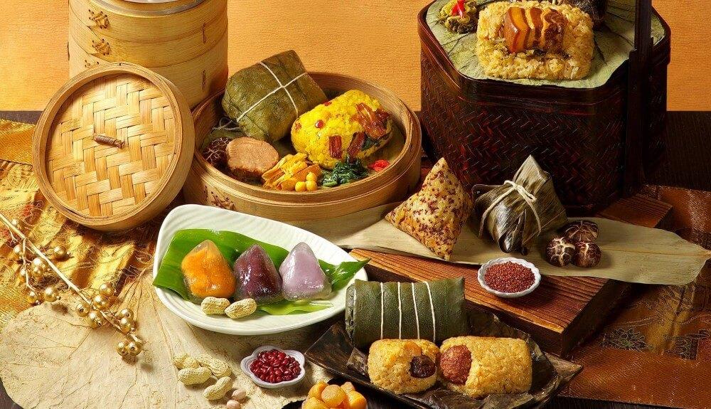 天成飯店肉粽禮盒