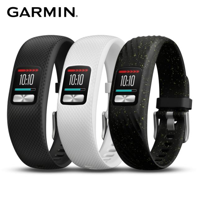 Garmin Vivofit 4 智慧運動手環
