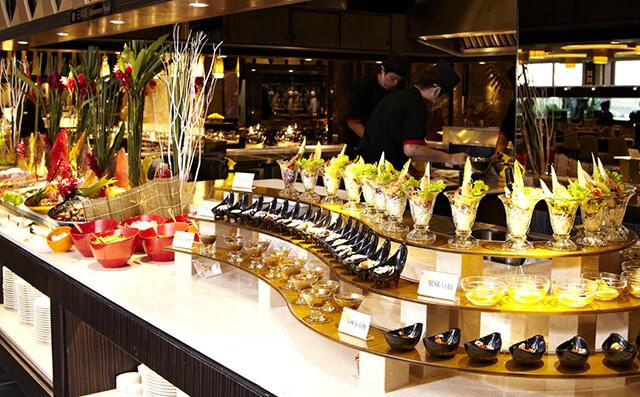 潮港城國際美食館 太陽百匯