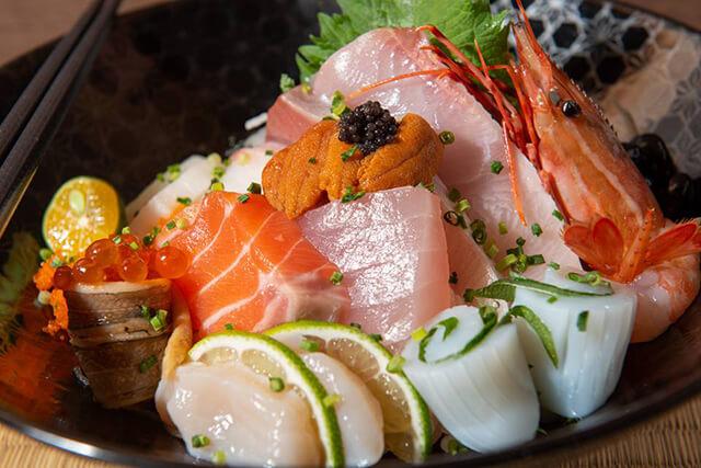 和月日本料理