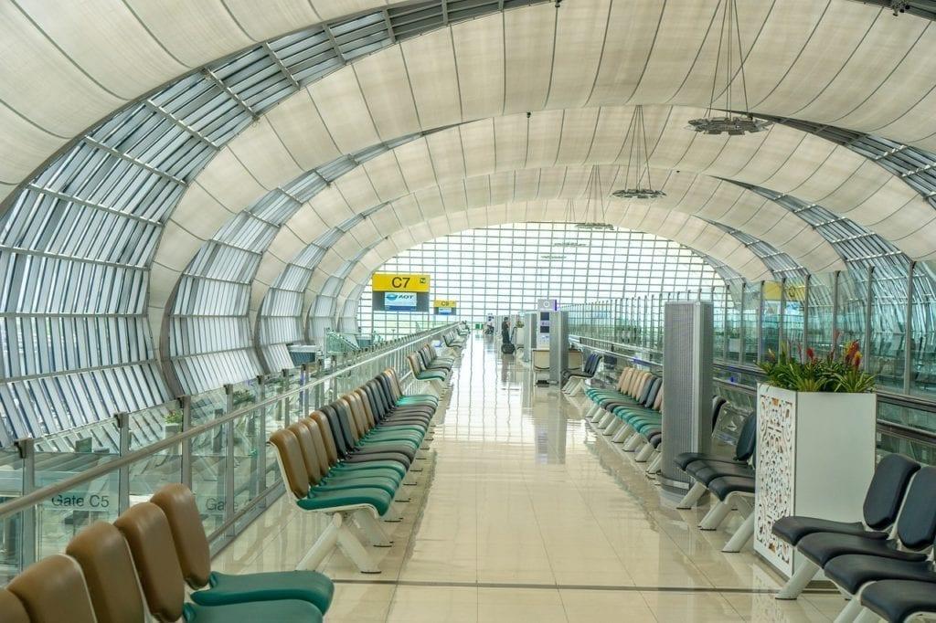 曼谷蘇汪納蓬機場