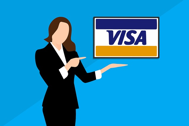 VISA信用卡