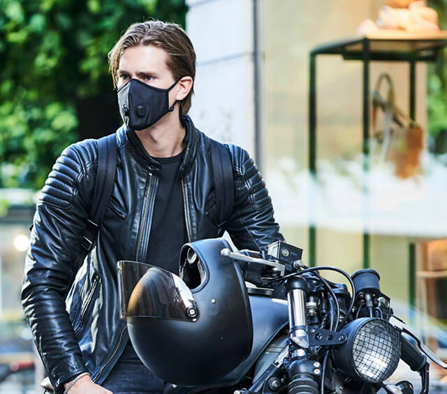 AIRINUM時尚防霾 PM2.5氣閥口罩