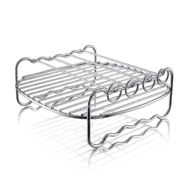 健康氣炸鍋專用雙層串燒架
