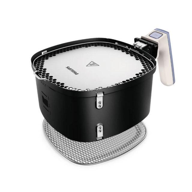 健康氣炸鍋可拆式防煙專屬炸籃