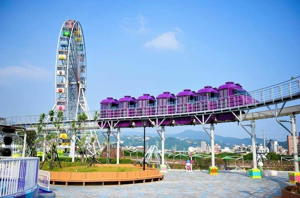 省錢親子遊!台北兒童新樂園 交通、門票、營業時間與周邊景點懶人包