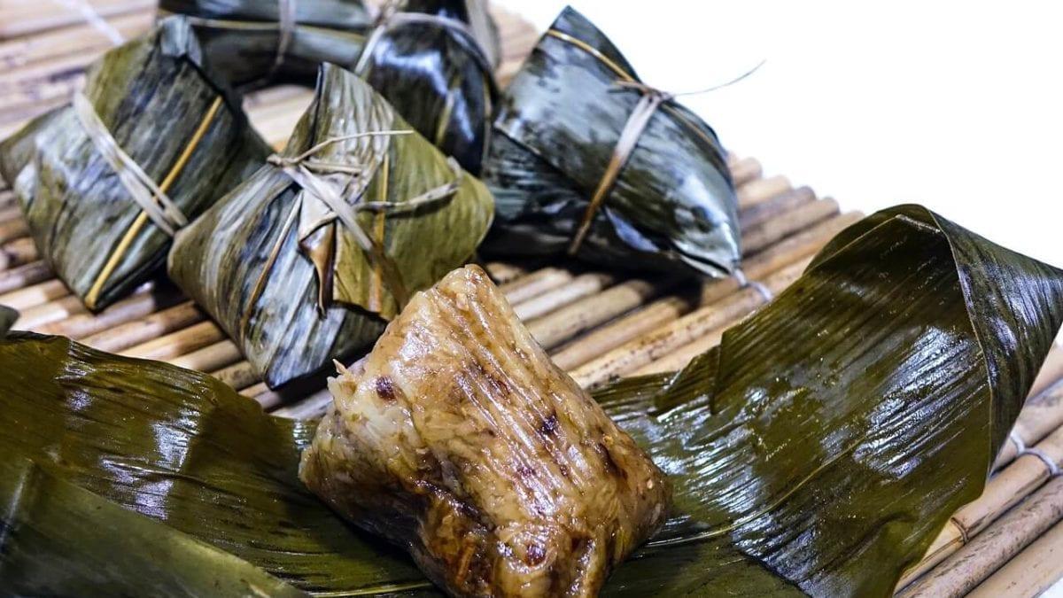 端午節就是要吃粽子啦!郭家、肉粽林…高雄肉粽老店推薦top10