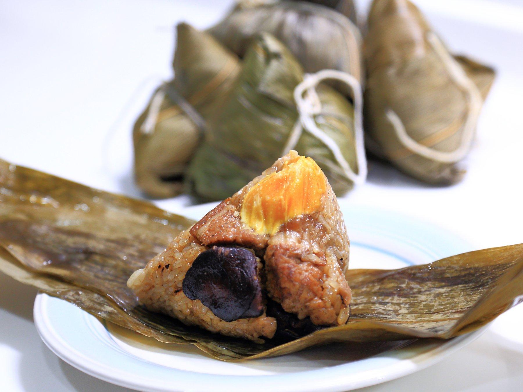 美芳餅舖‧傳統肉粽
