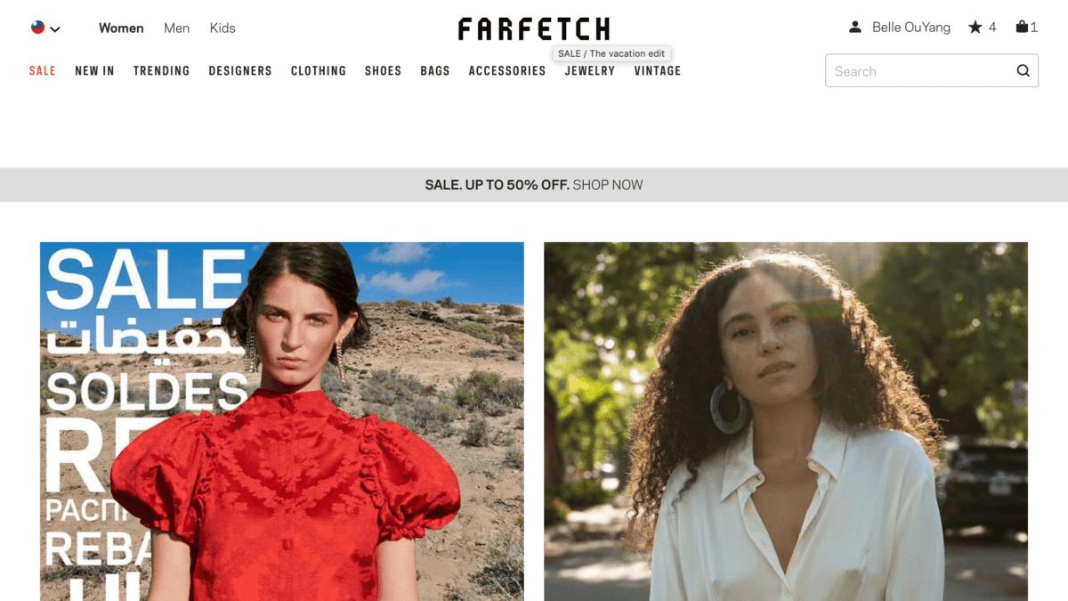 2020 farfetch 教學網購懶人包:註冊下單、退換貨流程、注意事項一次報
