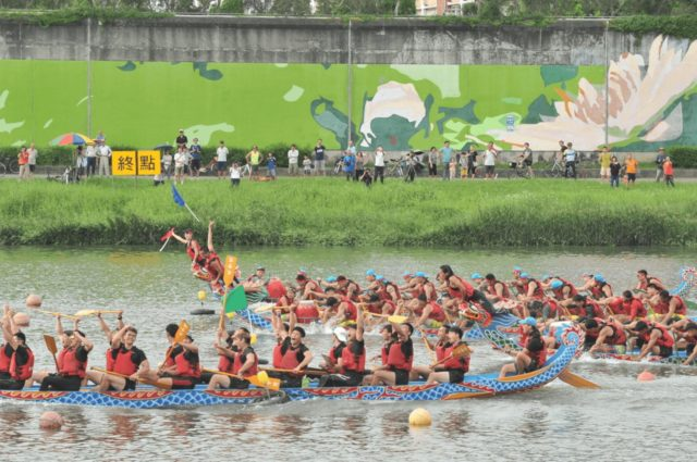 Keelung_River_Dragon_boat