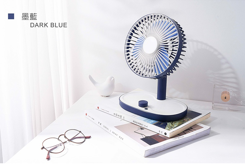 ELEGANCE 素語7吋桌面靜音電風扇