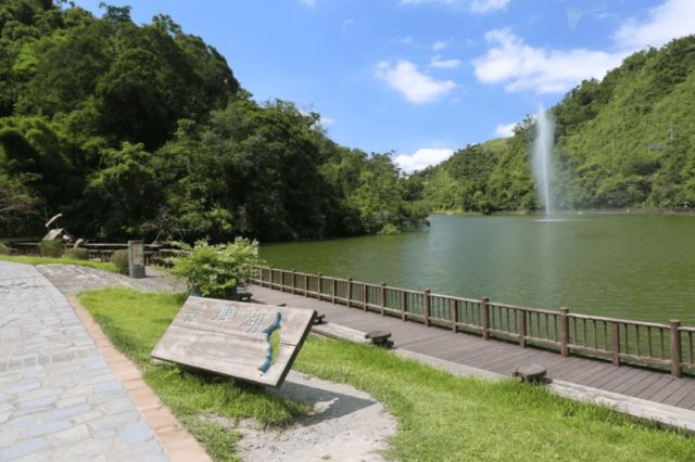 Changgu_Lake_Scenic_Area
