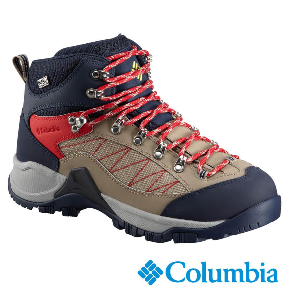 Columbia 防水健走靴