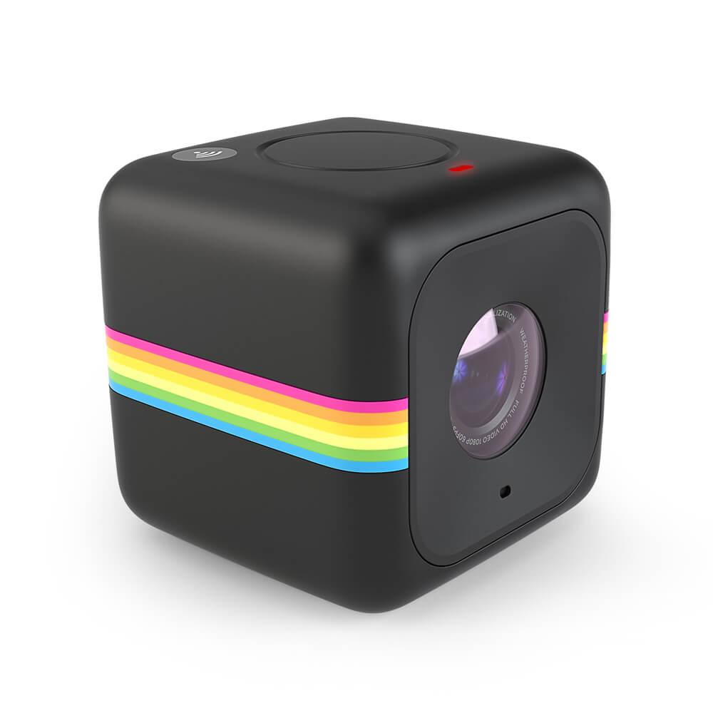 平價運動攝影機Polaroid寶麗萊Cube + 運動攝影機