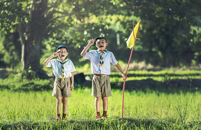 prepare_camping_children